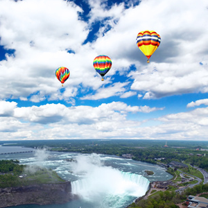 Niagara-falls ballon-ride