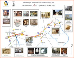 pennsylvania-art-trail-map