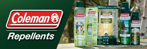 Coleman Bug Repellents